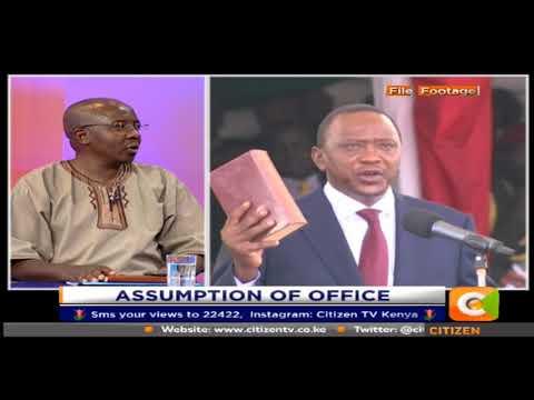Citizen Extra: Assumption of office[part 1]