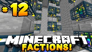 "Minecraft FACTIONS #12 ""ULTIMATE GRINDER SETUP!"" - w/PrestonPlayz & MrWoofless"