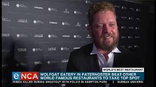 World's best restaurant named in Paris