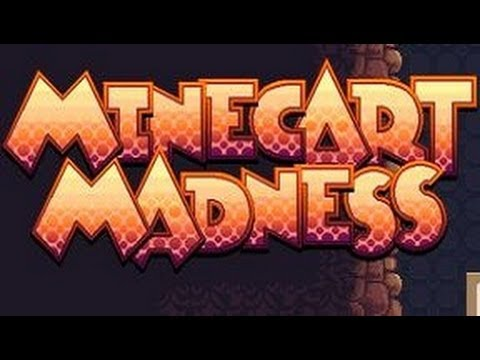 Minecart Madness - Miniclip Gameplay By Magicolo 2012