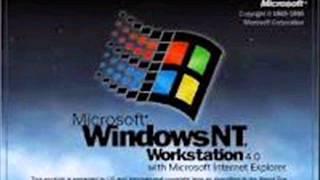 Microsoft Windows NT 4.0 (My Version)