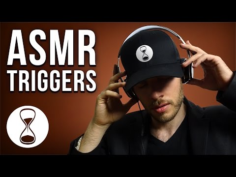 ASMR | Top Trigger Assortment | Whispering, Mouth Sounds, Beard Scratching & More