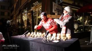 GLOCKENMUSIK.COM am Weihnachtsmarkt in Liestal 2016