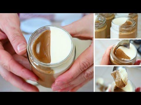Panna Cotta Cappuccino Ricetta facile - Easy Cappuccino Pannacotta Recipe