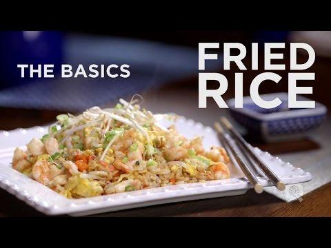 How to Make Shrimp Fried Rice  The Basics on QVC
