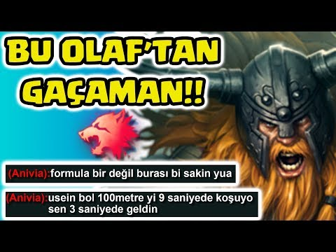 BU OLAF'DAN GAÇAMAN GURTULAMAN !! USAİN BOLT 1 EVRODO OLAF 2 !! | KFCEatbox