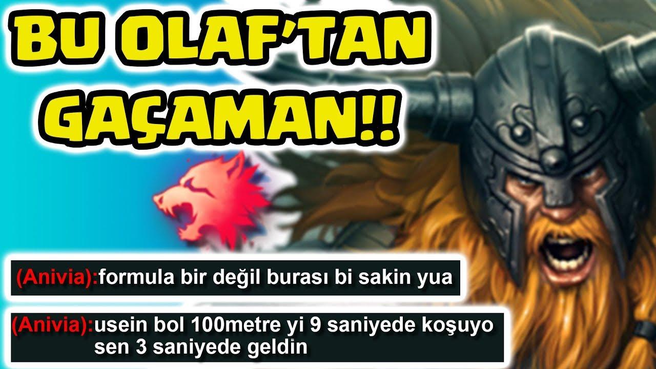 ÖLÜMSÜZ 900 CAN ÇEKEN OLAF ŞAMPİYON TANITIMI