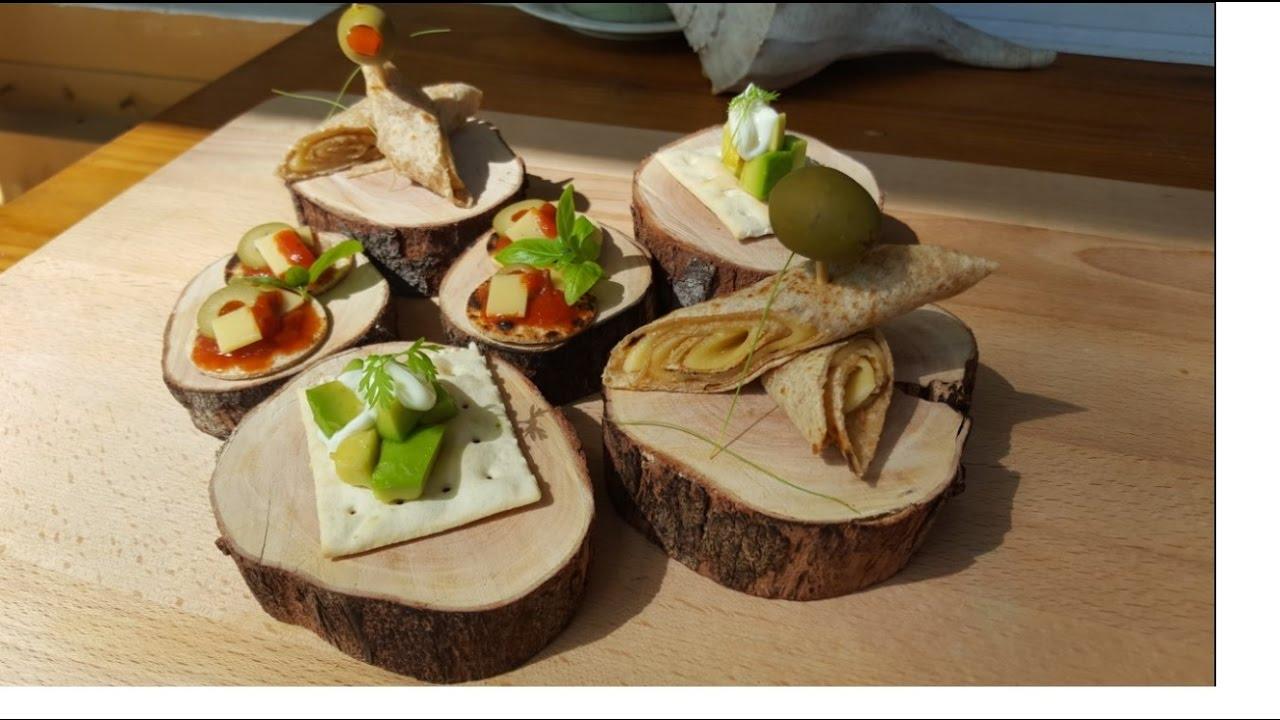 Como hacer platos de madera tronquitos para emplatar youtube - Platos faciles de hacer ...