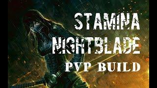 Stamina Nightblade PVP Build - BERZERKER - ESO Wolfhunter