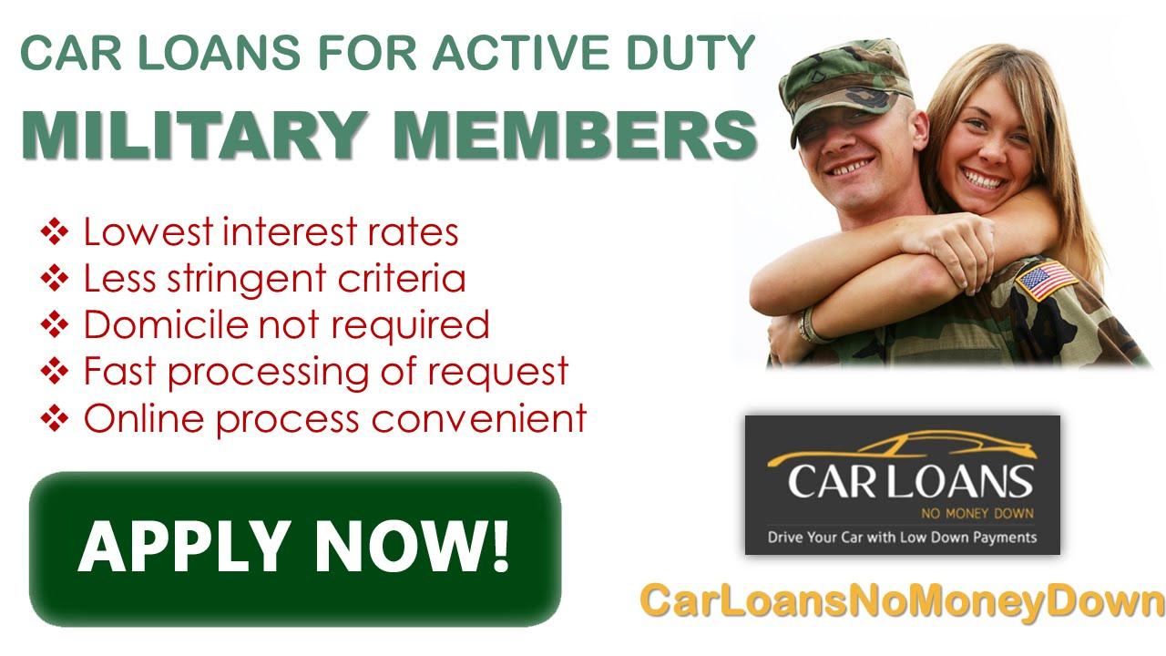 Bad Credit Military Loans >> Get Guaranteed Military Auto Loans Bad Credit Military Car