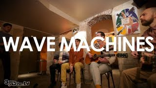 Wave Machines - I Hold Loneliness - Acoustic [ Live in Paris ]