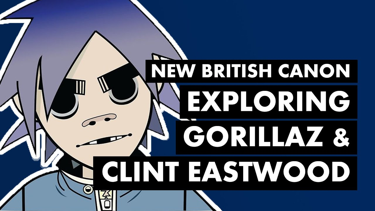 """""""Clint Eastwood"""" & The Birth of Gorillaz 