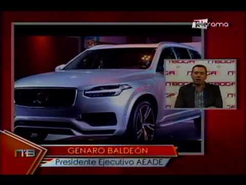 Asociación de Empresas Automotrices del Ecuador organiza 2da Euroshow 2018