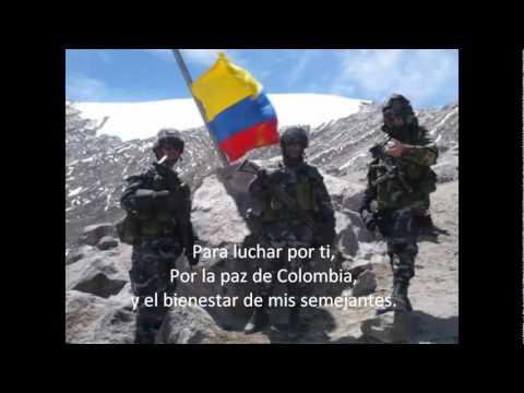 Oracion De Guerra Colombia.
