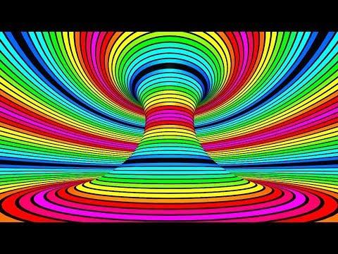 Оптические иллюзии, которые вызовут у Вас галлюцинации