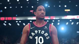 NBA 2K18: NBA Playoffs 2018