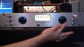 Summit Audio TLA-100A Compressor Limiter @ ZenProAudio.com