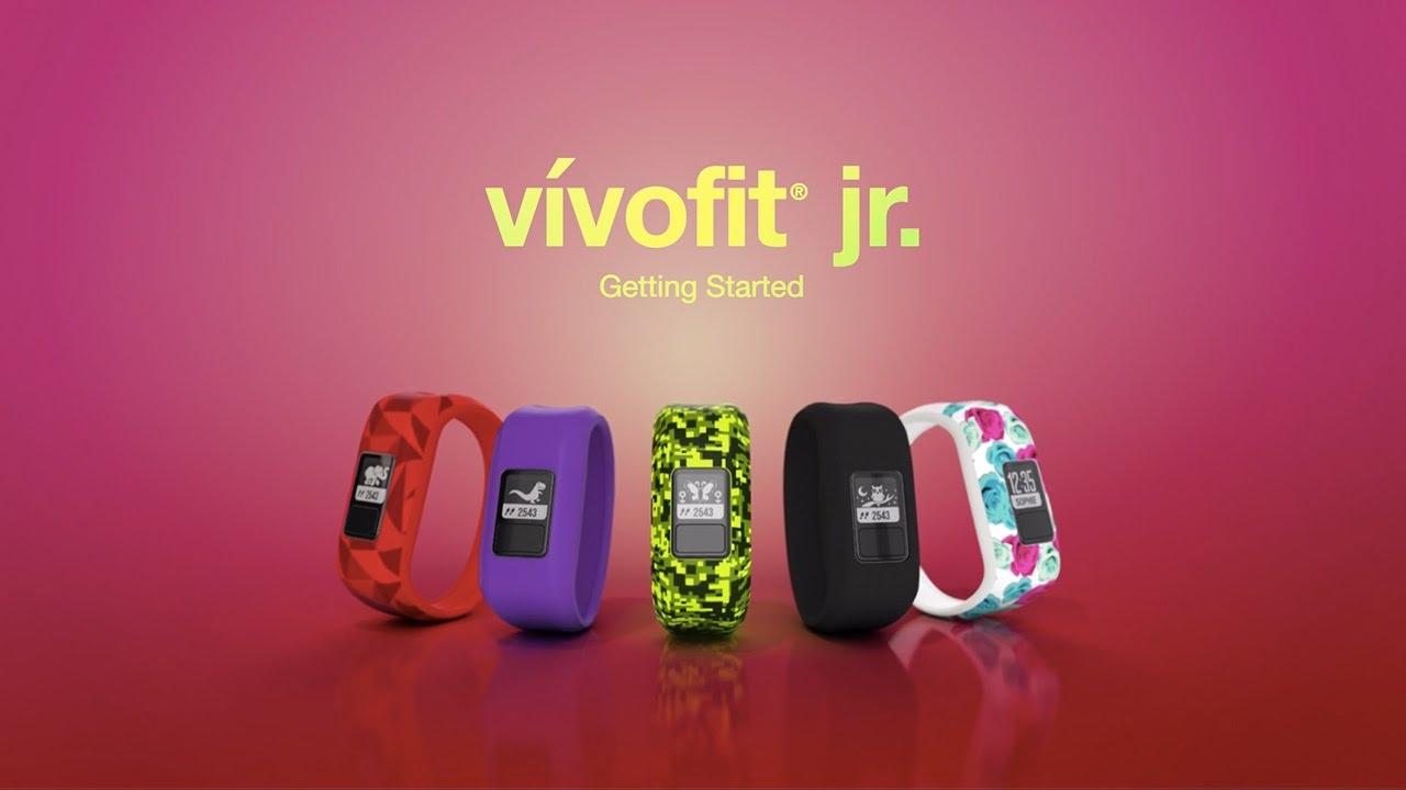 vivofit ur indstilling