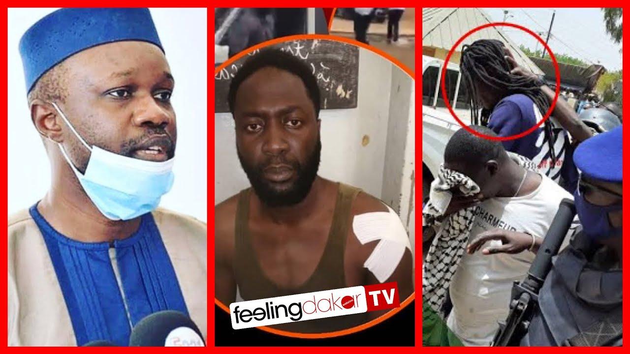 Kilifeu arrêté: Son bras cassé - Abdou Faye se su!c!de - Sonko en colère appel au rassemblement