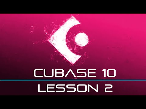 Cubase 10 Tutorial – Ultimate Beginners Lesson 2 – Making a Beat with the Sampler Track