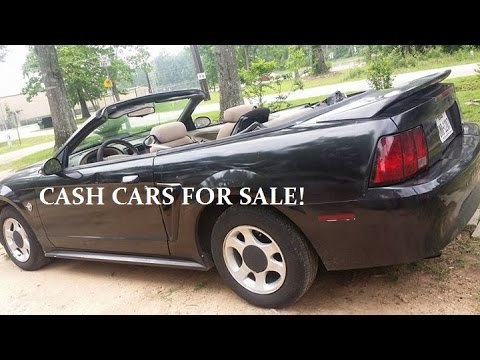 Cheap Cars In Houston >> Cheap Cash Cars For Sale In Houston Tx 832 736 7592 Youtube