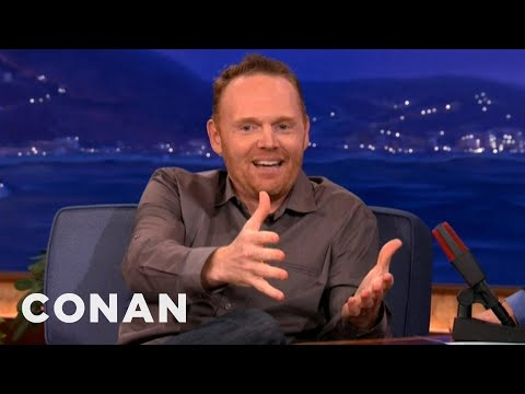 Bill Burr Doesn't Believe The Steve Jobs Hype - CONAN on TBS