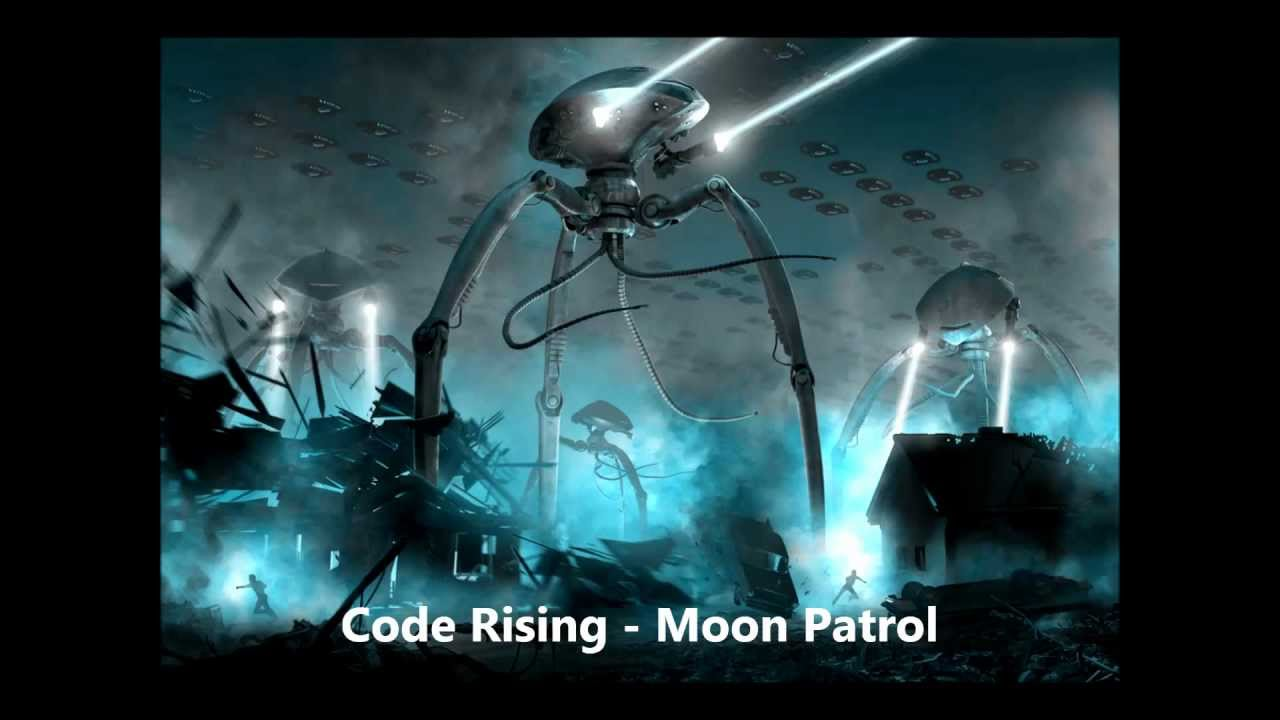 Code Rising - Moon Patrol