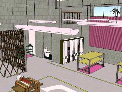 taller de ebanister a del centro tecnol gico del mueble