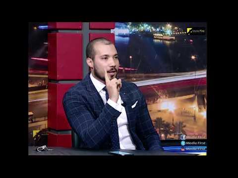 عبدالله رشدى يقضى علي محامى الملحد شريف جابر فى 5 دقائق