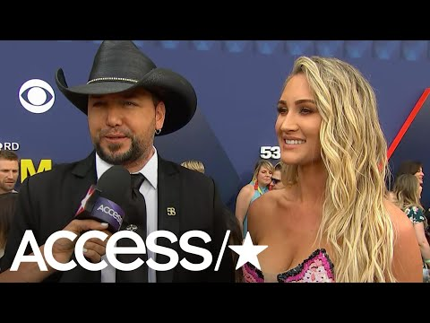 ACM Awards: Jason Aldean Reveals He's Bringing His Baby Boy On Tour With Him!   Access