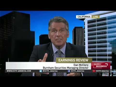 Analyst Dan McClory on the performance of Chinese banks