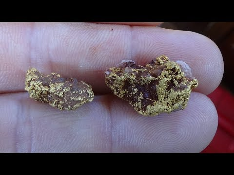 Gold/Metal Detecting Western Australia 2017 pt 4