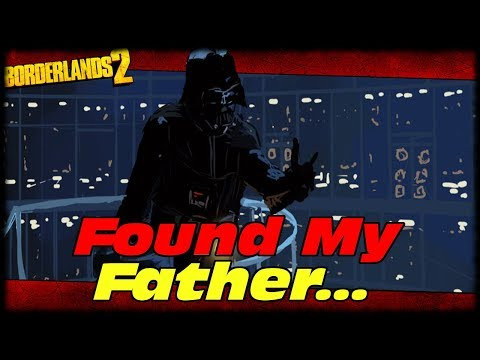 I Found My Father After 30 Years... Life After 30 - Borderlands 2 Maya vs Hyperius OP8 Solo!!!