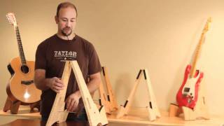 Slay-frame Guitar Stands Chapter 2 (overview)