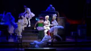 ZARKANA by Cirque du Soleil Opening & Rhythmic Juggling