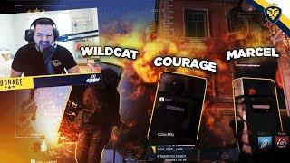 WILDCAT & MARCEL MAKE OPPONENTS CRY WITH THEIR TRASH TALK! (Modern Warfare)