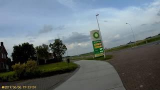 Groningen To Appingedam 06-06-19 Part 2/4 (Rijksweg N360 Garmerwolde-Rijksweg N360 Ten Post)