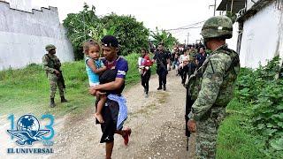 Arrancan operaciones de Guardia Nacional