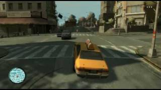 Grand Theft Auto 4 vs Saints Row 2 PC