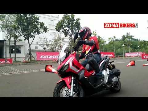 Honda ADV150, Test Ride Review si PENGGODA IMAN