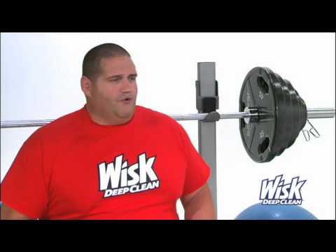 Rulon Gardner Announces Partnership with Wisk as Official Sweat Ambassador