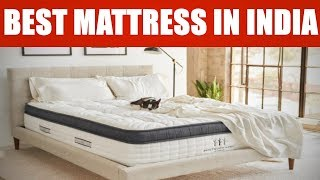 Best Mattress In India with Price 2020 | Mattresses Reviews