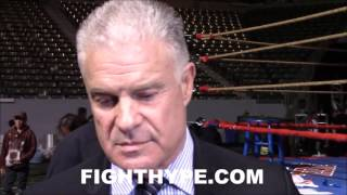 jim lampley gets emotional talking muhammad ali tells touching personal story