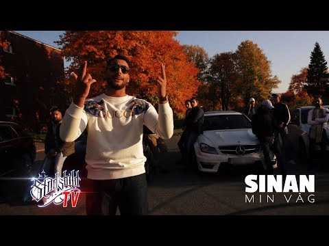 SINAN - Min väg (officiell video) | @sinanemve prod @mattecaliste