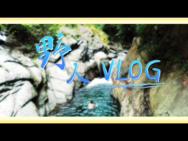 《野人Vlog》第一集 KID與泱泱的野人生活,整座山都是泱泱的野味!-達魯瑪克Taromak篇
