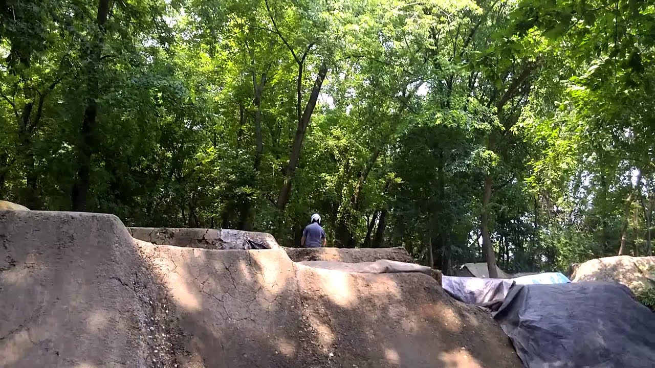 the garden dirt jumps chicago youtube