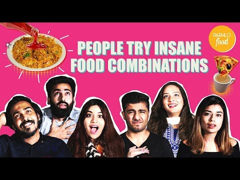 WEIRD Food Combinations| Warning for your Taste Buds!