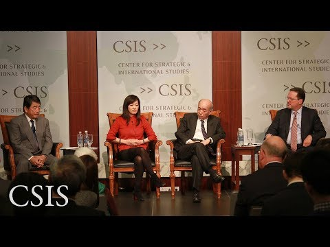 2019 U.S.-Japan Security Seminar: Challenges and Opportunities for the Alliance