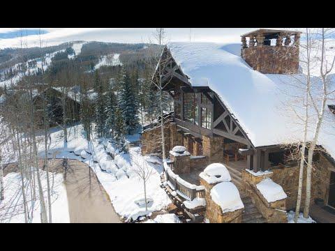 917 Bachelor Ridge Road :: Beaver Creek, Colorado Vacation - Ski In / Ski Out Rental Home