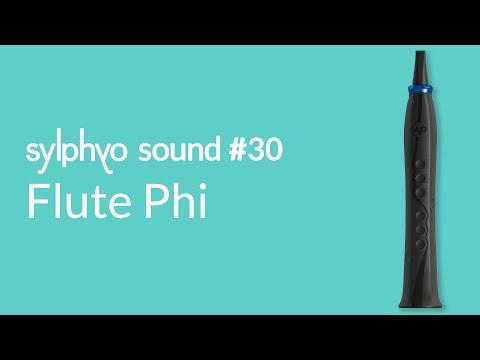 Sylphyo Sound #30 Flute Phi